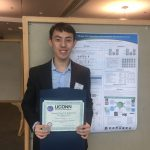 Chao Shang won Computer Science & Engineering First Place Award in the 4th Annual Graduate Poster Competition 2018